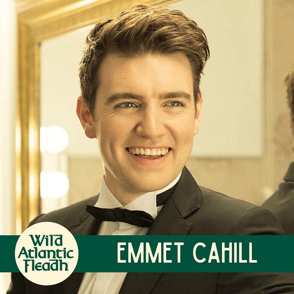 Emmet Cahill